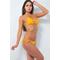 Фото 2 Купальник раздельный бикини Katrin 817-IndianYellow, жёлтый