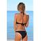 Фото 3 Раздельный купальник Katrin 770-22-black, чёрный