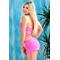 Фото 2  Раздельный купальник с юбкой Totalfit KR5-C2  Розовый