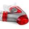 Фото 5 Маска для плавания и дайвинга с трубкой Spokey Nils (928193), красная, с трубкой