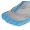 Фото 7 Аквашузы детские для мальчика (тапочки для пляжа) Spokey Reef, серый с голубым
