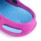 Фото 7 Сабо (шлепанцы пляжные) детские Spokey Fliper, розовые с голубым