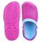 Сабо (шлепанцы пляжные) детские Spokey Fliper, розовые с голубым