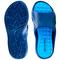 Фото 3 Шлепанцы пляжные мужские Spokey Lido 926104, синие с голубым