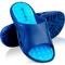 Шлепанцы пляжные мужские Spokey Lido 926104, синие с голубым