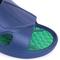 Фото 6 Пляжні шльопанці чоловічі Spokey Orbit, сині з зеленим