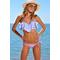 Раздельный купальник Katrin 771-64-skyblue, светло-голубой