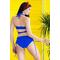 Фото 2  Раздельный купальник с юбкой Totalfit KR5-C12  Синий