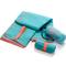 Фото 2 Быстросохнущее полотенце Meteor Towel L 80х130 см, из микрофибры, бирюзовый