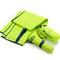 Фото 2 Быстросохнущее полотенце Meteor Towel L 80х130 см, из микрофибры, салатовое