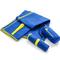 Фото 2 Быстросохнущее полотенце Meteor Towel L 80х130 см, из микрофибры, темно-синее