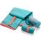 Фото 2 Быстросохнущее полотенце Meteor Towel M 50х90 см, из микрофибры, бирюзовое