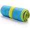 Быстросохнущее полотенце Meteor Towel M 50х90 см, из микрофибры, голубое