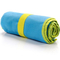 Быстросохнущее полотенце Meteor Towel S 42х55 см, из микрофибры, голубой
