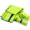 Фото 2 Быстросохнущее полотенце Meteor Towel S 42х55 см, из микрофибры, салатовый