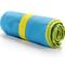 Швидковисихаючий рушник Meteor Towel XL 110х175 см, з мікрофібри, блакитний