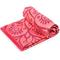 Фото 4 Охлаждающее полотенце Spokey Mandala 80х160 , быстросохнущее, розовое