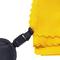 Фото 7 Охлаждающее полотенце Spokey Nemo 40x40, быстросохнущее, желтое