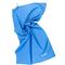 Фото 4 Охлаждающее полотенце Spokey Sirocco 80х150, быстросохнущее, синее