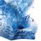 Фото 2 Шапочка для бассейна Spokey Stylo (839233), голубая с белым