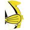 Фото 2 Шапочка для плавания детская Spokey Rybka (82276), желтая