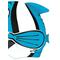 Фото 2 Шапочка для плавания детская Spokey Rybka (87471), голубая