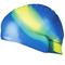 Шапочка для плавания Spokey Abstract (83949), сине-желтая