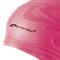 Фото 2 Шапочка для плавания Spokey Shoal (82252), розовая