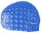 Шапочка для плавания Spokey Torpedo 3D (837548), для длинных волос, синяя
