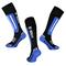Фото 3 Детские горнолыжные термоноски Radical Extreme Line, синие с черным