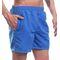Фото 2 Шорты пляжные мужские спортивные SHEPA, голубые