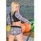 Фото 3  Шорты спортивные Totalfit H11-P29, серые с белым