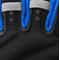 Фото 5 Мужские спортивные перчатки Spokey RAYO III 921030 синие с черным