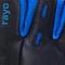 Фото 4 Мужские спортивные перчатки Spokey RAYO III 921030 синие с черным