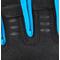 Фото 3 Перчатки спортивные велоперчатки женские Spokey ELENA II 921310 синие