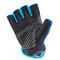 Фото 2 Перчатки спортивные велоперчатки женские Spokey ELENA II 921310 синие