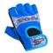 Перчатки спортивные велоперчатки женские Spokey ELENA II 921310 синие