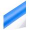Фото 2 Резиновая лента для фитнеса 120x12 Meteor Fitness, с высоким сопротивлением, голубая