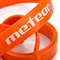 Фото 3 Тренажер-эспандер ленточный Meteor Rubber Band, medium heavy, нагрузка 22-32 кг, оранжевый