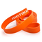 Фото 2 Тренажер-эспандер ленточный Meteor Rubber Band, medium heavy, нагрузка 22-32 кг, оранжевый