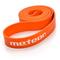 Тренажер-эспандер ленточный Meteor Rubber Band, medium heavy, нагрузка 22-32 кг, оранжевый