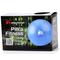 Фото 6 Фитбол (мяч для фитнеса) METEOR (31133) 65 см, с насосом, синий