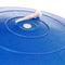 Фото 5 Фитбол (мяч для фитнеса) METEOR (31133) 65 см, с насосом, синий