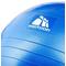 Фото 3 Фитбол (мяч для фитнеса) METEOR (31133) 65 см, с насосом, синий