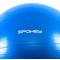 Фото 3 Фитбол (мяч для фитнеса) Spokey Fitball lIl 920936, с насосом, 75см, синий