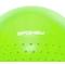 Фото 3 Фитбол (мяч для фитнеса) Spokey HALF FIT (920939), с насосом, 65 см, салатовый