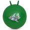Мяч-прыгун детский с рожками Spokey Sharky (922742), 60см, детский фитбол, зеленый с акулой
