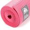 Фото 4 Коврик для йоги и фитнеса Meteor Yoga Mat 180x60x0,5 см, (31431) розовый