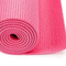 Фото 3 Коврик для йоги и фитнеса Meteor Yoga Mat 180x60x0,5 см, (31431) розовый
