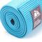 Фото 4 Коврик для йоги и фитнеса Meteor Yoga Mat 180x60x0,5 см, голубой